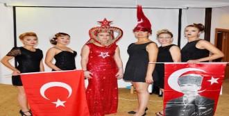 Kuaförlerden Cumhuriyet Bayramı Şovu