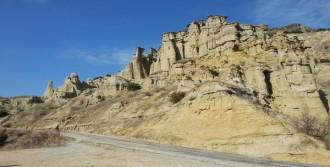 Kula Peri Bacaları'nı Gören Hayran Kalıyor