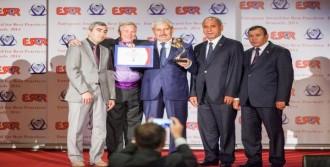Kumluca Belediyesine Ödül