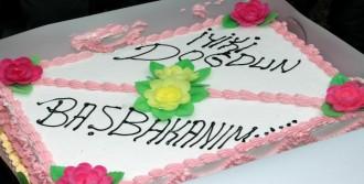 Erdoğan'a Doğum Günü Kutlaması
