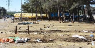Kurban Satış Ve Kesim Yerlerinde Temizlik