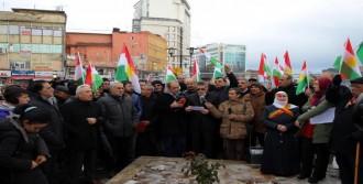 'Savaşa Son, Kürdistan'a Statü' Çağrısı