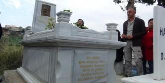 Sarp Öztürk, Mezarı Başında Anıldı