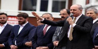 Kurtulmuş: Sayın Kılıçdaroğlu, Adamı Partiden At