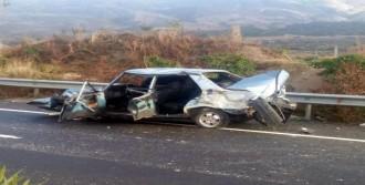 Kuyucak'ta Kaza: 1'i Ağır 4 Yaralı