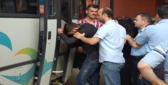 11 Tutukludan 6'sı Tahliye Edildi