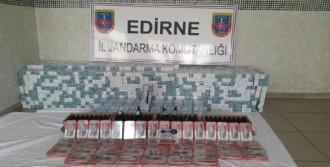 Elektronik Sigara Kaçakçılığı Jandarmaya Takıldı