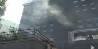 Lüks Otelde Yangın!