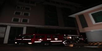 Lüks Otelde Yangın Paniği