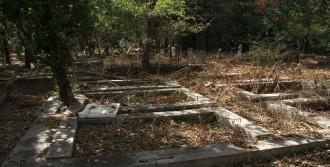 Maçka Mezarlığı Kaybolmaya Yüz Tuttu