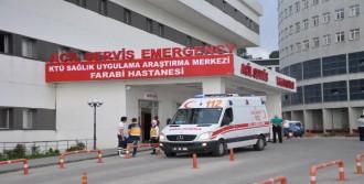 Maçka'da PKK'dan Bombalı Saldırı