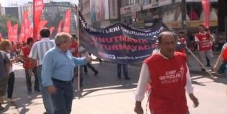 Madımak Kurbanları Ankara'da Anıldı