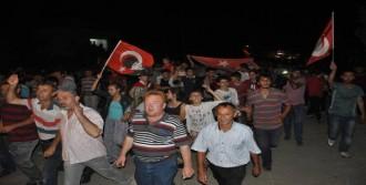 Bursa'da Teröre Protesto