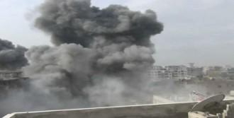 Mahalleyi Varil Bombalarıyla Vurdular