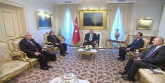 Erdoğan Makedonyalı Konuklarını Ağırladı