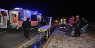 Malkara'da Kaza: 4 Yaralı