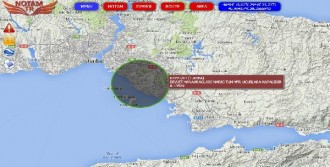 Maltepe Ve Çevresi Uçuşlara Kapatıldı