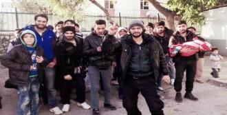 Manavgat'ta 88 Kaçak Yakalandı