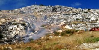 Manavgat'ta İki Orman Yangını