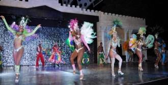Manavgat'ta Samba Rüzgarı