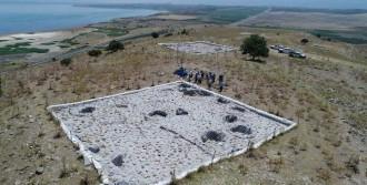 Manisa'da 3 Bin 500 Yıllık Tahıl Ambarı