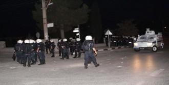 Manisa'da 6 Gösterici Gözaltına Alındı