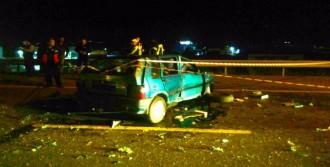 Manisa'da Kaza: 2 Ölü