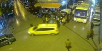 Manisa'da Trafik Kazaları Mobese'de