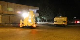 Mardin'de Trafo Tarandı