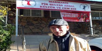 Marmaris'te Barış İçin Açlık Grevi