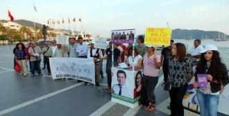 Marmaris'te Gezi Anması