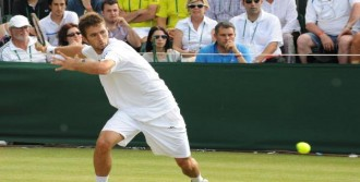Marsel İlhan Wimbledon'a Veda Etti