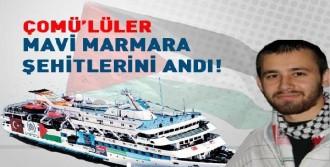 Mavi Marmara'da Ölenler Anıldı