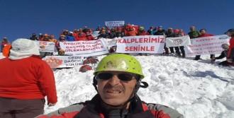 Mayıs Sonunda Kar Altında Zirve Tırmanışı