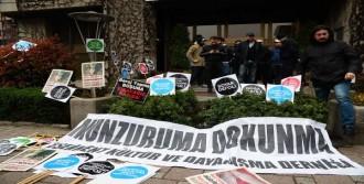 Mecidiyeköy'de Munzur Eylemi