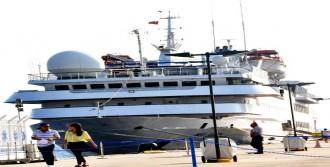 Med Queen, Bodrum'a 150 Turist Getirdi
