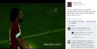 Sivasspor Burhan Eşer'e Sahip Çıktı