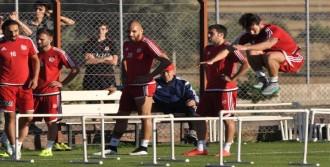Medicana Sivasspor'da Cumhuriyet Kupası Hazırlıkları