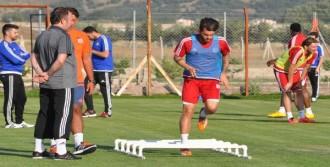 Medicana Sivasspor'da Yeni Sezon Hazırlıkları Sürüyor