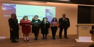 Medyanın En Şeffafları Ödüllerini Aldı