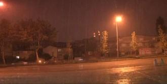 Mega Kent Haftaya Yağmurla Başladı
