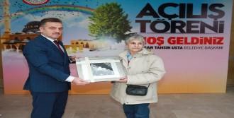 Camii Açılışını Akif'in Torunu Yaptı