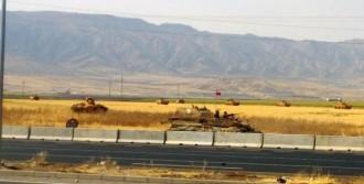 Mehmetçik'ten Irak Sınırında Tatbikat