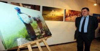13 Ülke Gezerek Fotoğraf Sergisi Açtı