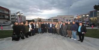 Menderes'te 'Evet' Toplantısı