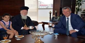 Tarihi Rum Kilisesinde 93 Yıl Sonra Ayin