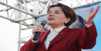 Akşener, Samsun'da Binlere Hitap Etti