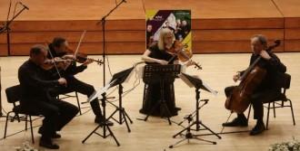Mersin'de Haydn Quartett Rüzgarı Esti