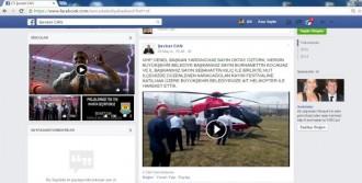 Tartışmalı Helikopterli Seçim Çalışması