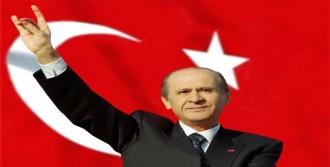 MHP Lideri Kayseri'de